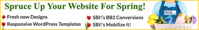 Spruce Up Your Website For Spring!
